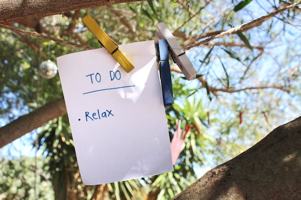 to do list mariage relax full